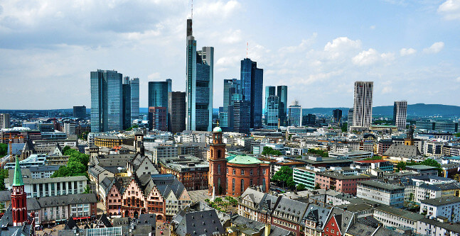 Car rental in Frankfurt