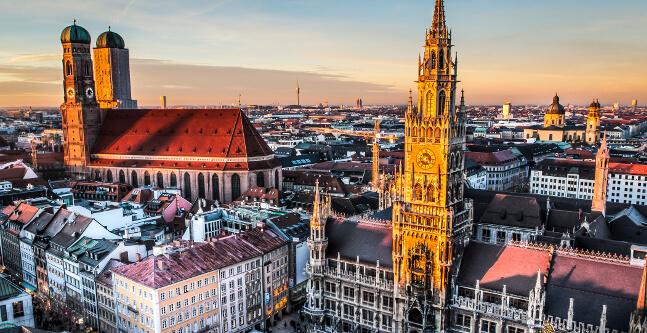 Alquiler de coches en Munich