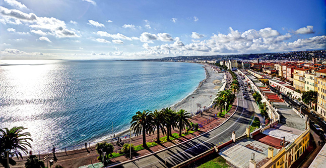 Car Rental in Nice