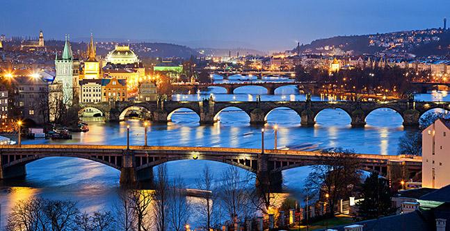 Аренда машин в Праге