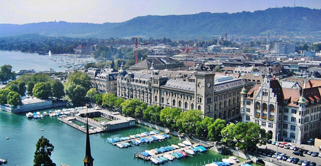 Car rental in Zurich