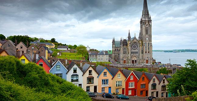 Hyrbil i Irland