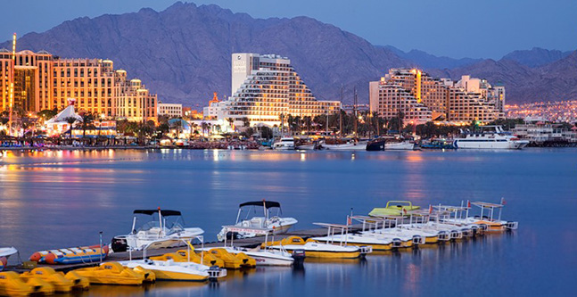 Rent a car in Eilat