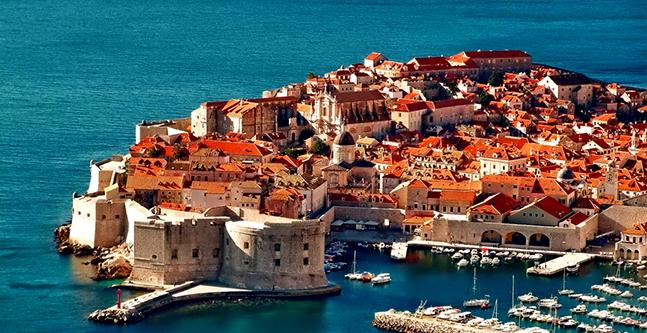 Huur een auto in Dubrovnik