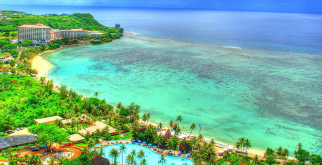 Rent a car in Guam