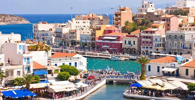 Aluguer de automóveis em Creta