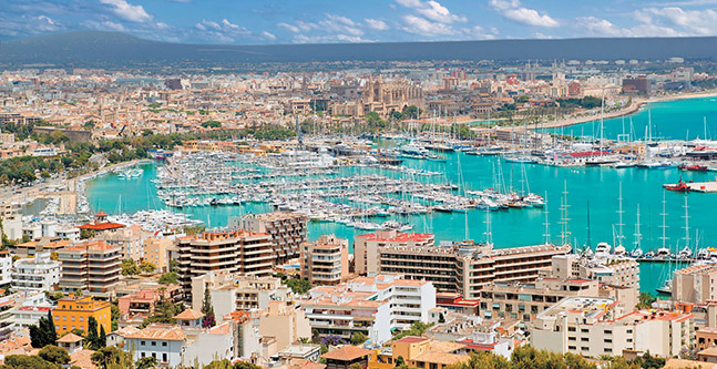 Rent a car in Mallorca