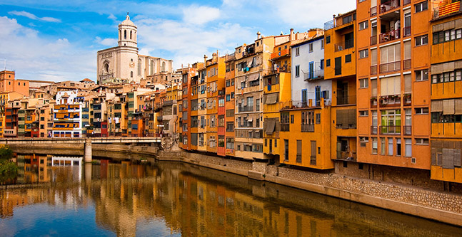 Car rental in Girona