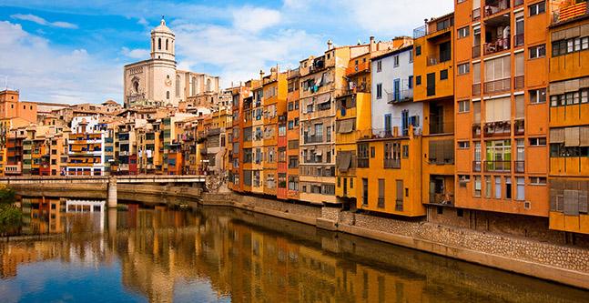 Autovermietung in Girona
